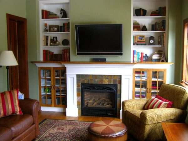 Personalize Your Home with Custom Woodwork