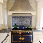 Denver cherry creek colonial kitchen remodel custom stove hood