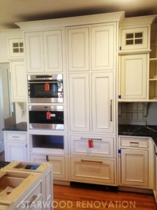 Denver cherry creek colonial kitchen remodel