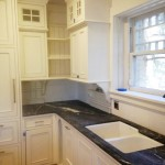 Denver cherry creek colonial kitchen remodel custom cabinetry
