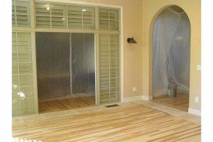 Denver patio conversion to interior space