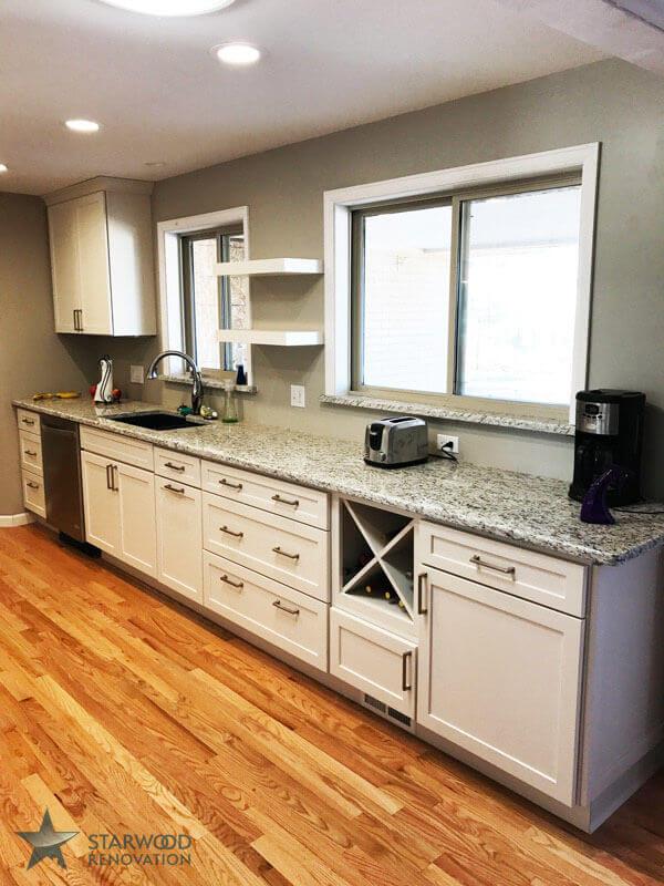 Denver Galley Kitchen Remodel
