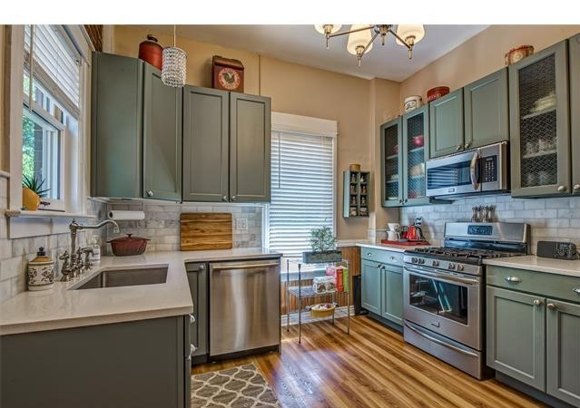 Denver Bungalow Kitchen Remodel
