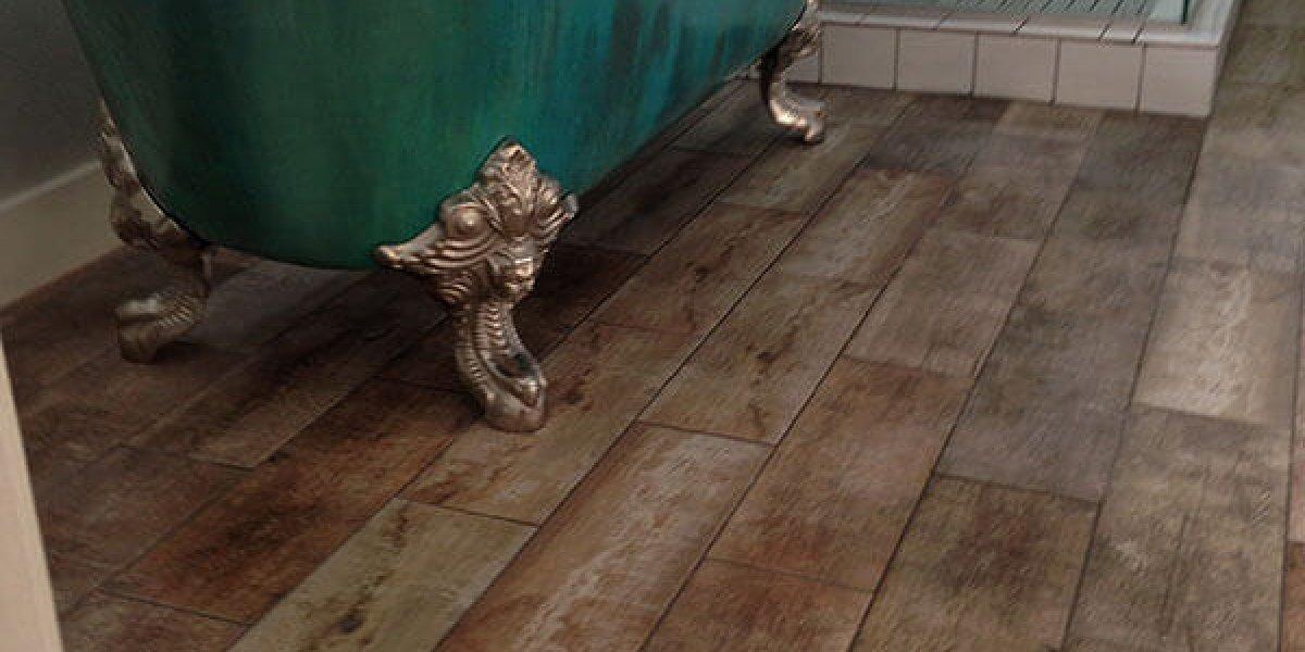 Denver Bathroom Remodel Claw Foot Tub and Custom Glass Shower
