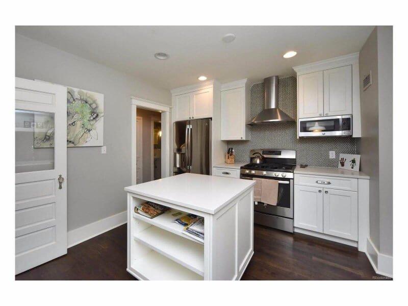 Denver Home Remodel Tudor Craftsman Kitchen Remodel